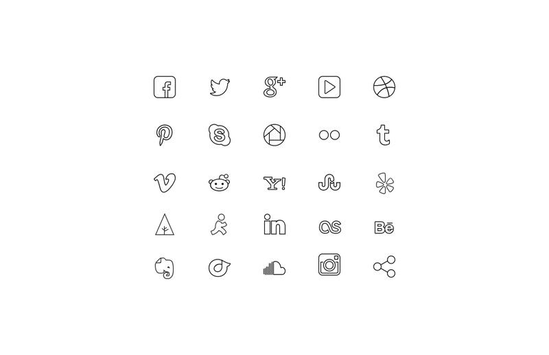 灰色UI素材模板icon线条设计设计网页图标河北塑料产品模具设计图片