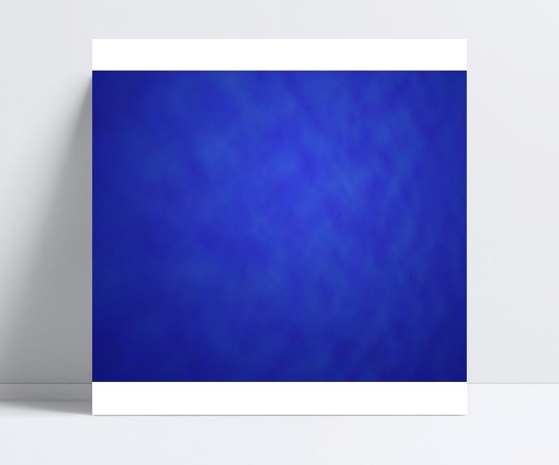 深蓝色低温背景