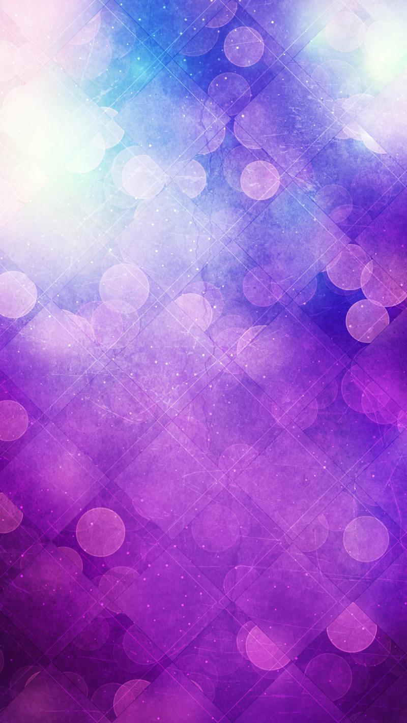 紫蓝色渐变炫光大气简约背景