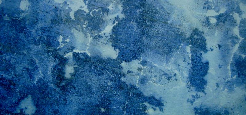深蓝色大理石背景