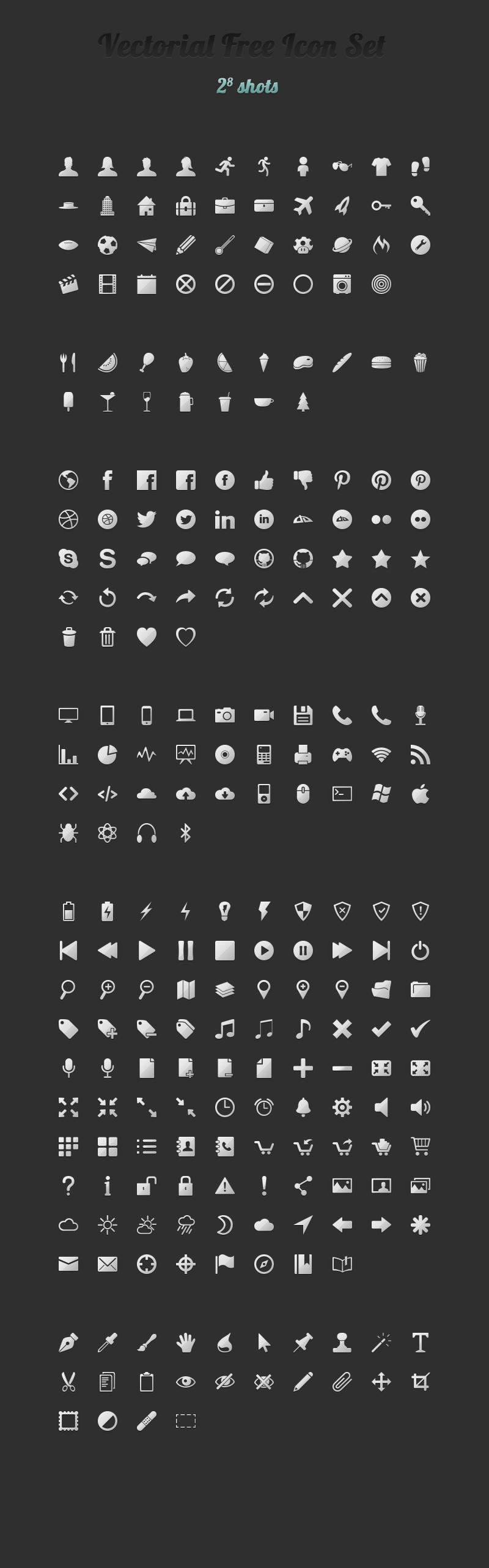UI图标设计素材