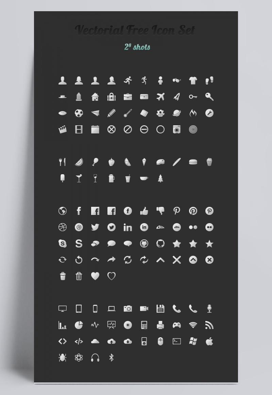 UI圖標設計素材