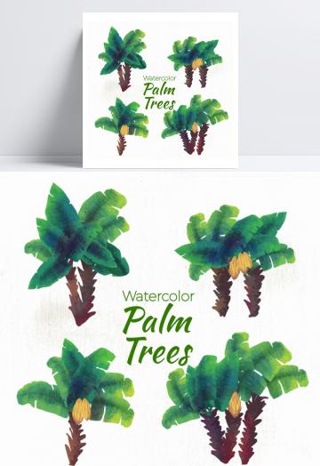 椰子树设计机械模板上海素材设计工程师图片
