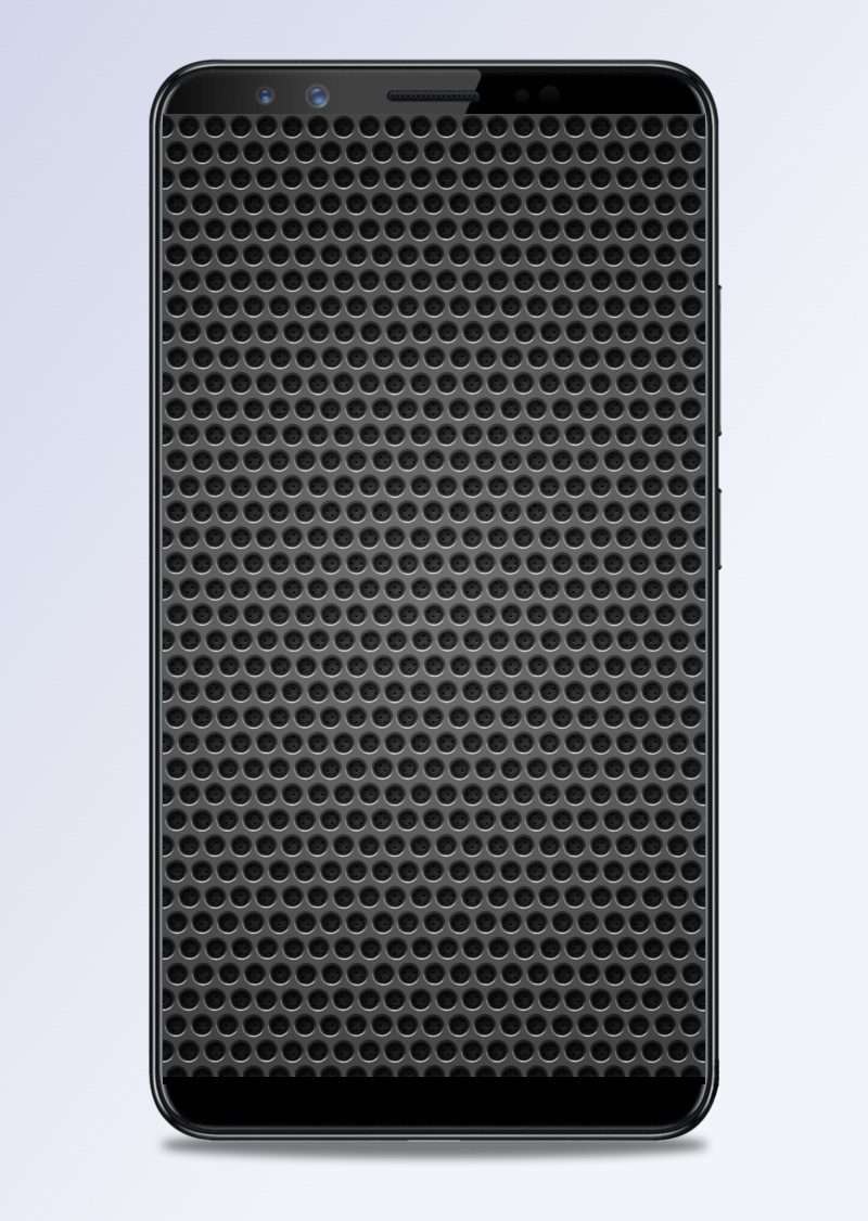 黑色金属质感H5背景